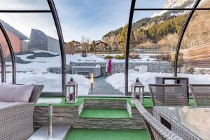 The Edelweiss Mont Blanc Chalet - Hotel - Passy Plaine Joux