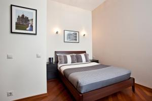 Studio Apartment Moscow Suites Apartments Tverskaya