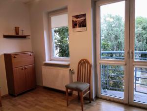 Mieszkanko w Zielonym Domu