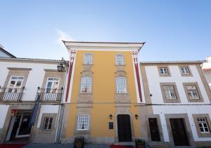Casa Amarela TH & National Monument Castelo de Vide