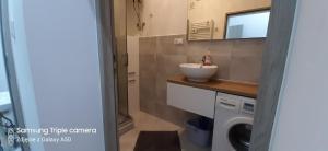 Nowoczesny Apartament 2pok z balkonem 7 min od centrum Gdańsk w kamienicy