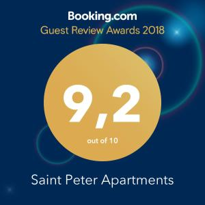 Saint Peter Apartments - abcRoma.com