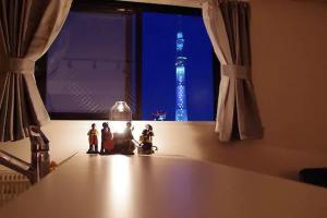 obrázek - Asakusa Tower Apartment