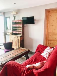Appartement Est, Chalet Secret de Neige, Alpe d'Huez - Hotel