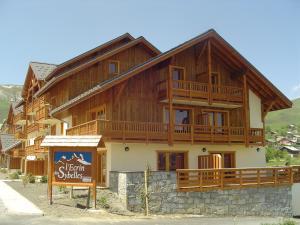 Lagrange Vacances L'Ecrin des Sybelles**** - Hotel - La Toussuire