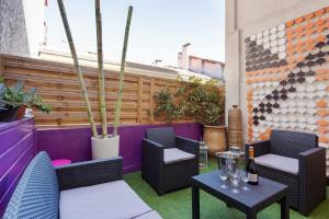 Bruce Apartment, Apartmány  Cannes - big - 24