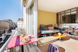 Bruce Apartment, Апартаменты/квартиры  Канны - big - 16