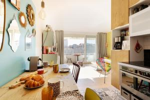 Bruce Apartment, Apartmány  Cannes - big - 5