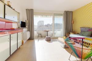 Bruce Apartment, Apartmány  Cannes - big - 13