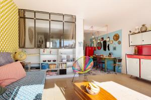 Bruce Apartment, Apartmány  Cannes - big - 14