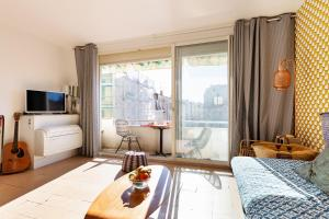 Bruce Apartment, Apartmány  Cannes - big - 15