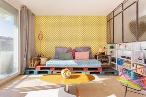 Bruce Apartment, Апартаменты/квартиры  Канны - big - 12