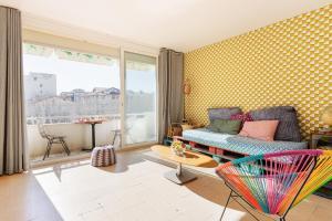 Bruce Apartment, Апартаменты/квартиры  Канны - big - 11