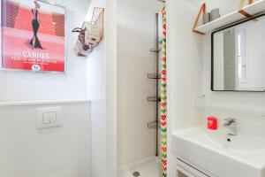 Bruce Apartment, Apartmány  Cannes - big - 21