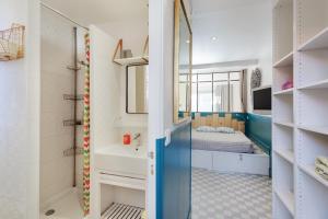 Bruce Apartment, Апартаменты/квартиры  Канны - big - 22