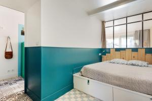 Bruce Apartment, Апартаменты/квартиры  Канны - big - 2