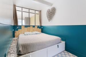 Bruce Apartment, Apartmány  Cannes - big - 23