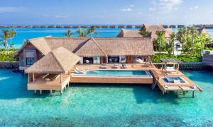 Waldorf Astoria Maldives Ithaa..