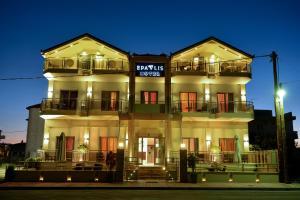 Epavlis Eleftheriadi, Hotels  Paralia Katerinis - big - 44