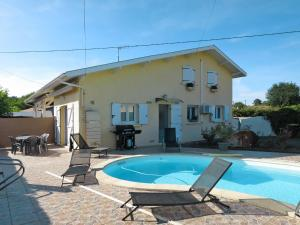 Ferienhaus mit Pool Lege Cap Ferret 120S
