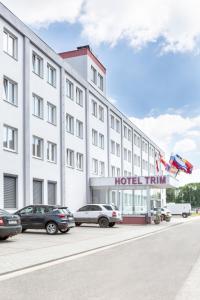 Отель Trim, Пардубице
