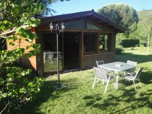 Location gîte, chambres d'hotes Chalet L'Escalette dans le département Aude 11