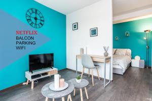T1 ToulouseBlueLagon - Basso Cambo - Netflix - Parking