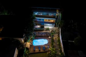 Plaza Coral, Apartmánové hotely  Pláž Santa Teresa - big - 7