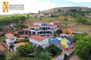 Hotel Mansion Barichara