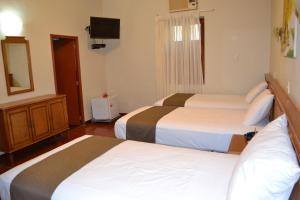 DM Hoteles Mossone - Ica, Отели  Ика - big - 3