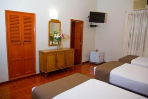 DM Hoteles Mossone - Ica, Отели  Ика - big - 5