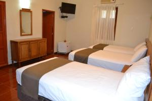 DM Hoteles Mossone - Ica, Отели  Ика - big - 2