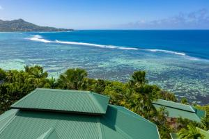Chalets Bougainville