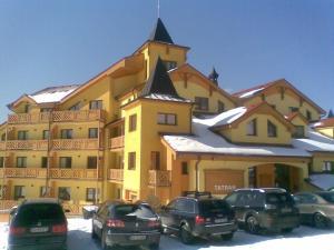 Apartmanovy dom Tatran Donovaly - Apartment