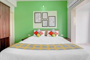 Elegant 1BHK in Panjim, Goa, Apartmanok  Marmagao - big - 12