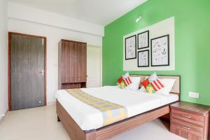Elegant 1BHK in Panjim, Goa, Apartmanok  Marmagao - big - 6
