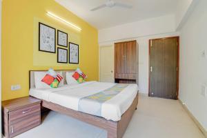 Elegant 1BHK in Panjim, Goa, Apartmanok  Marmagao - big - 2