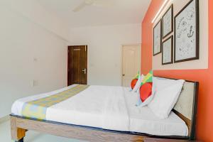 Elegant 1BHK in Panjim, Goa, Apartmanok  Marmagao - big - 7