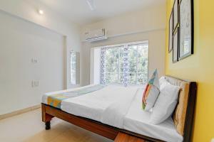 Elegant 1BHK in Panjim, Goa, Apartmanok  Marmagao - big - 5