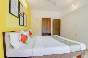 Elegant 1BHK in Panjim, Goa, Apartmanok  Marmagao - big - 10