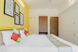 Elegant 1BHK in Panjim, Goa, Apartmanok  Marmagao - big - 25