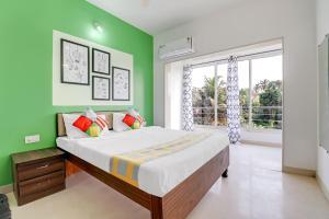 Elegant 1BHK in Panjim, Goa, Apartmanok  Marmagao - big - 24