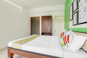 Elegant 1BHK in Panjim, Goa, Apartmanok  Marmagao - big - 22