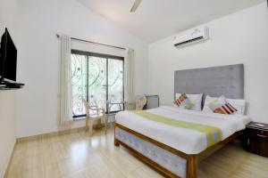 Home Elegant StudioSouth Goa, Апартаменты  Marmagao - big - 16