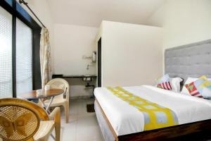 Home Elegant StudioSouth Goa, Апартаменты  Marmagao - big - 17