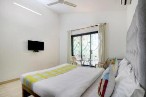 Home Elegant StudioSouth Goa, Апартаменты  Marmagao - big - 18