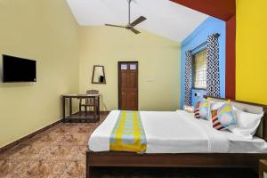 Spacious 1BR Retreat, Goa, Appartamenti  Marmagao - big - 2