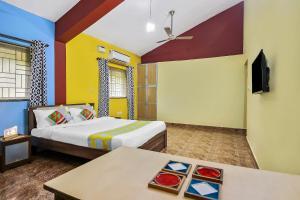 Spacious 1BR Retreat, Goa, Apartments  Marmagao - big - 3