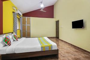 Spacious 1BR Retreat, Goa, Appartamenti  Marmagao - big - 5
