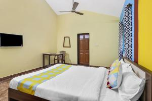 Spacious 1BR Retreat, Goa, Appartamenti  Marmagao - big - 7